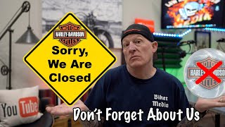 Harley-Davidson End Times! CEO Levatich Quits?