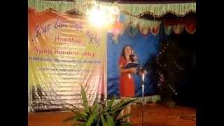 preview picture of video 'Đêm giao lưu Văn nghệ - xóm Thông'