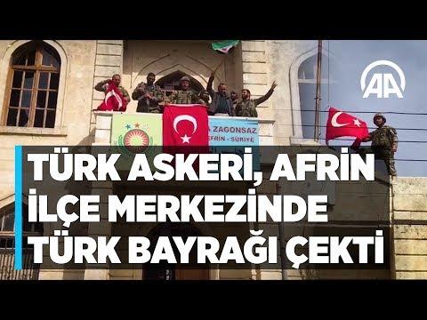 Έπεσε στα χέρια των Τούρκων το Αφρίν — Για γενοκτονία μιλούν κουρδικές πηγές (βίντεο)