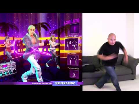Видео № 2 из игры Dance Central 3 (Б/У) [X360, Kinect]