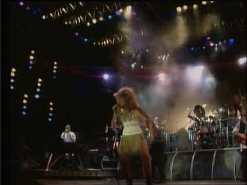 Tina Turner - Addicted to love - Rio - 1988