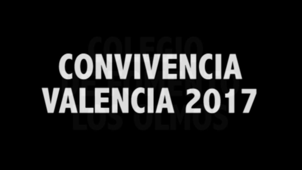 Convivencia Valencia 6º EP
