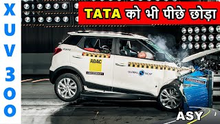 XUV 300 Crash test | beat Nexon & altroz | mahindra xuv 300 safest for childs till today | ASY
