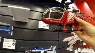 Besuch Conrad Electronic: 25 Modelle Helikopter RC im Überblick 10 2014
