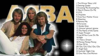 ABBA Best Songs Playlist || Best Of ABBA Album 2017 [Famous Cover]