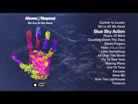 Música Blue Sky Action (feat. Alex Vargas)