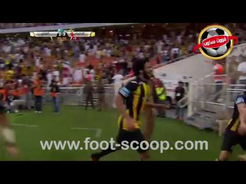 هدف أحمد العكايشي في مرمى الفتح (دق 90+6)-الدوري السعودي