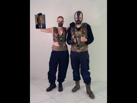 Updated Bane Vest & Hard Aging Tutorial