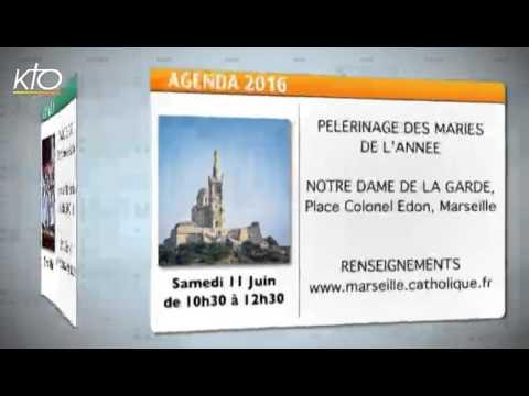 Agenda du 6 mai 2016