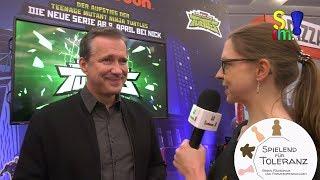 SPIELWARENMESSE 2019 - Fernsehkoch ALEXANDER HERRMANN im Interview - Spiel doch mal...!