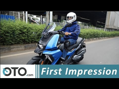 BMW C400X 2019 | First Impression | Skutik Mewah Termurah BMW | OTO.com