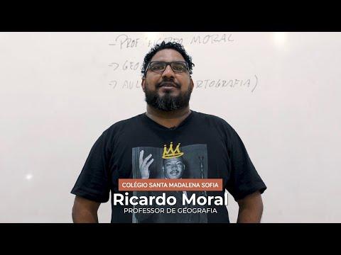 Gente que cultiva a esperança - Ricardo Moral