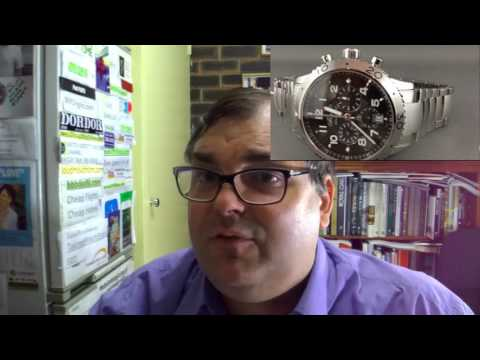 Why do expensive wrist watches come mainly on a leather strap? BREGUET TYPE XXII