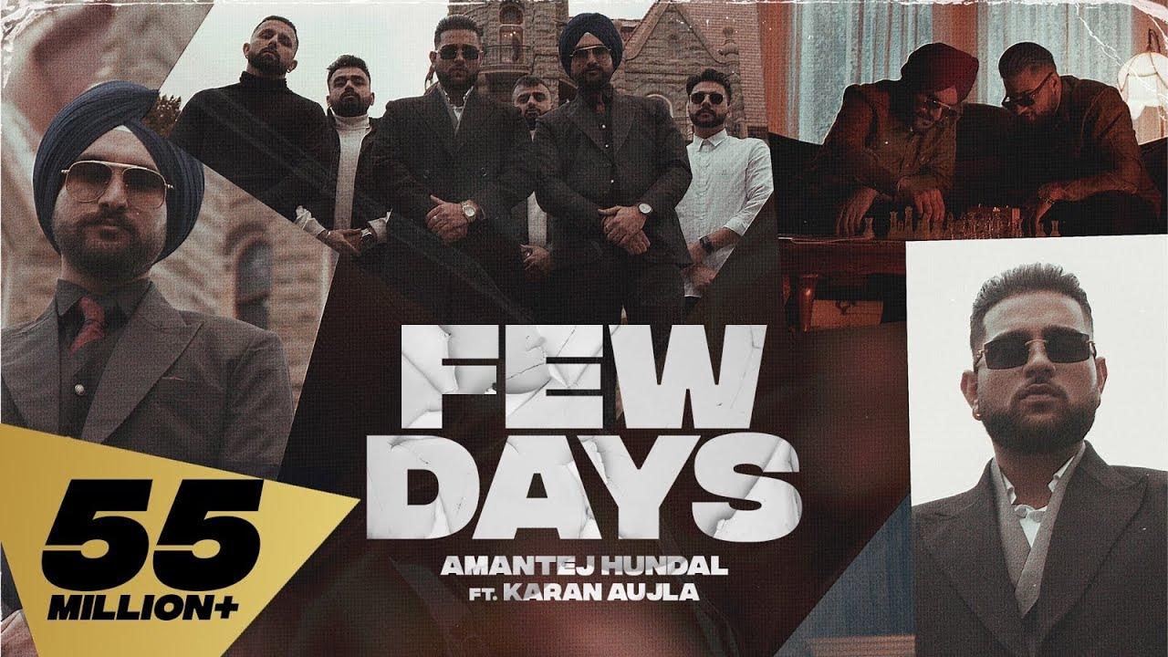 Few Days mp3 Song