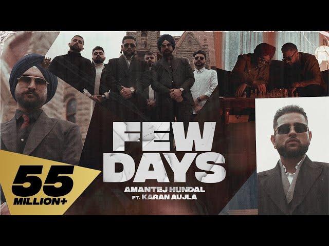 Few Days video