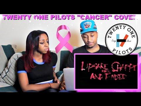 Twenty One Pilots: Cancer (Cover) LYRIC VIDEO Reaction!!!