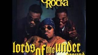 Lords Of The Underground   Chief Rocka Instrumental