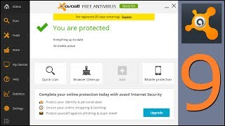 Avast Free Antivirus video review