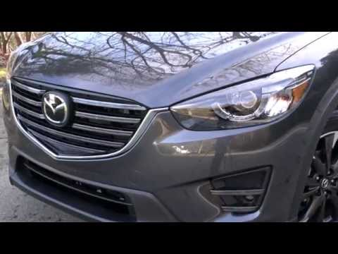 All-New 2016 Mazda CX-5 Test Drive and Review | Vancouver, B.C.