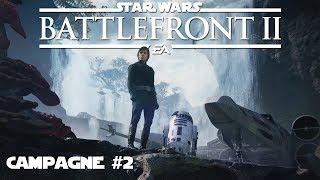 STAR WARS Battlefront 2 - Campagne #2 - Entraide Inespérée