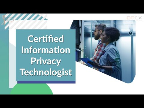 Certified Information Privacy Technologist (CIPT)   DPEX Network ...