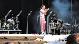 Years & Years - Take Shelter live at Orange Warsaw Festival, Poland 2.6.17