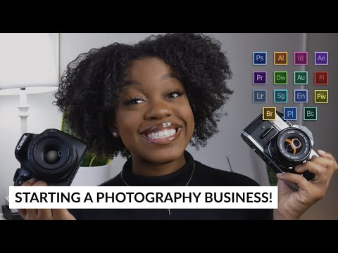, title : 'HOW TO BE A SUCCESSFUL PHOTOGRAPHER (for beginners) & how to get started with no experience | Q&A