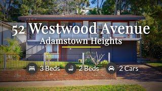 52 Westwood Avenue Adamstown Heights