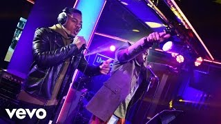 R. City - Lean On (Major Lazer cover in the Live Lounge)