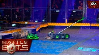 Poison Arrow vs. Hypershock - BattleBots