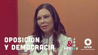 John y Sabina - Oposición y democracia (Laura Rojas)
