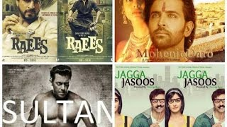 Top 10 Upcoming Bollywood Movies 2016 Trailers JanDec 2016