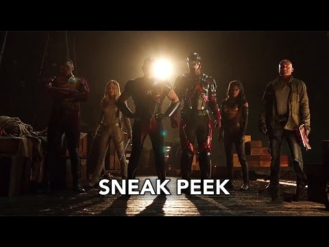 "DC's Legends of Tomorrow 2x08 Sneak Peek ""The Chicago Way"" (HD) Season 2 Episode 8 Sneak Peek"