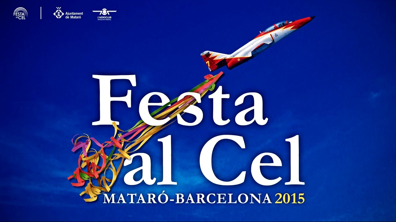 Resumen Festa al Cel 2015 Mataró