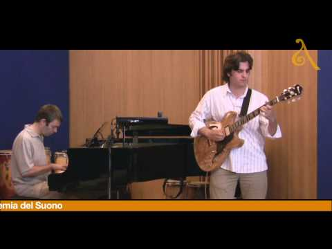 Jazz Master Ensemble Music - Anthropology - Dizzie GIllespie / Charlie Parker - Davide Benecchi