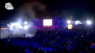 Avicii @ Tomorrowland 2012 LIVE INTRO HD