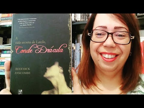 12 Livros para 2018| A vida secreta de Laszlo, o Conde Drácula