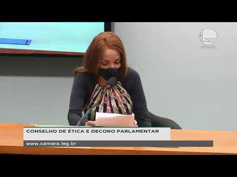 Conselho de Ética e Decoro Parlamentar - Parecer sobre o caso Flordelis - 08/06/2021*