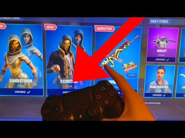 How To Get Free Skins In Fortnite Hack