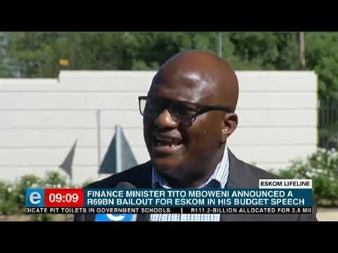 Eskom's Special task team set up by President Cyril Ramaphosa