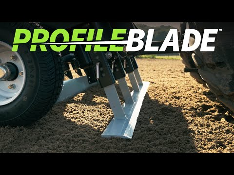 Profile Blades – Loosen Footing Without Creating Ridges (ABI Attachments)