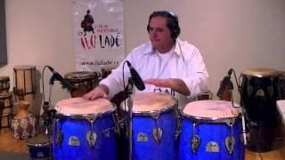 L'année commence avec les cours de percussions cubaines à l'école Ilu Ladé! (Session Hiver 2