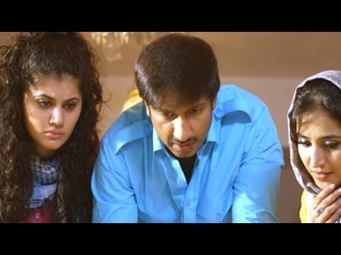 Download Locker Secret Reveal Scene From Sahasam Movie - Gopichand, Taapsee - Full HD HD Mp4 3GP Video and MP3