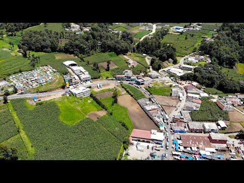 San Sebastián, un pueblo de San Marcos que creció por las remesas