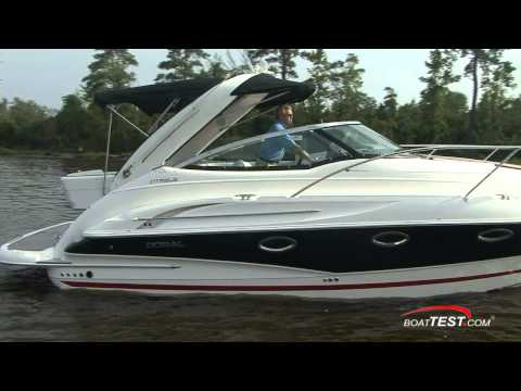 Doral 325 Intrigue 2010 Yacht Interior design / feautred review – By BoatTest.com