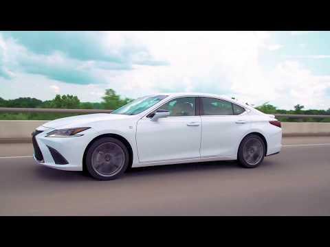 2019 Lexus ES350 - Best Luxury Sedan!