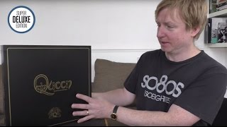 Queen / Studio Collection vinyl set: unboxing