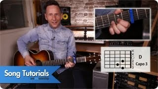 Martin Smith -  Waiting Here For You - Song Tutorial