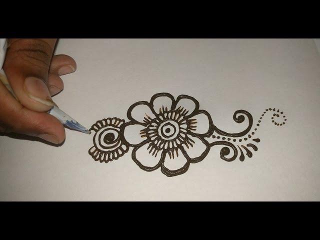 Video Easy Simple Beautiful Mehndi Designs For Full Hands Tutorials