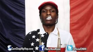 ASAP Rocky - Same Bitch (Feat. Trey Songz)